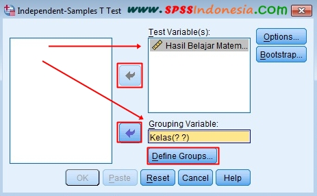 Cara Uji Homogenitas Menggunakan Uji Independent Sample T Test SPSS