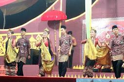 Tari Nyambai, Tarian Khas Lampung dalam Upacara Perkawinan Adat di Lampung Barat
