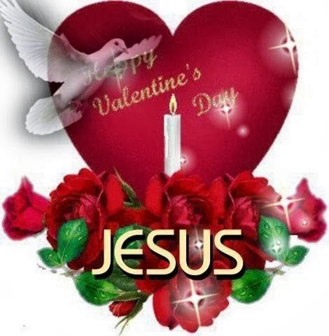 Jesus My Valentine - Greetings, Animation, Cliparts