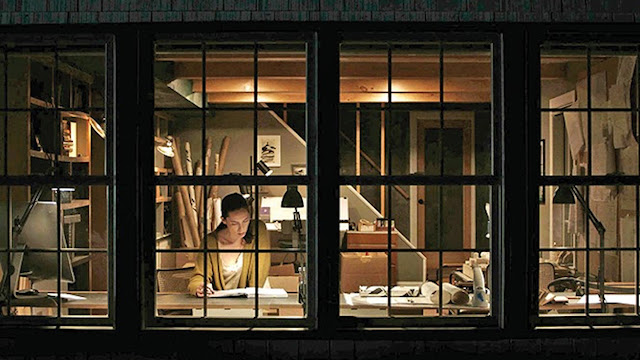 rebecca hall in a window