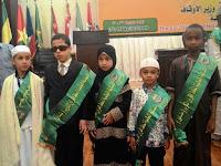 Presiden Jokowi Banggakan Prestasi Hafidz Cilik Musa Abu Hanafi