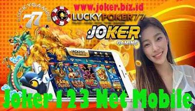 Joker123 Net Mobile