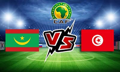 تونس و موريتانيا بث مباشر