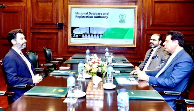 NADRA Launches Contactless Biometric Verification Services for Banking and Payments Industry- NADRA
