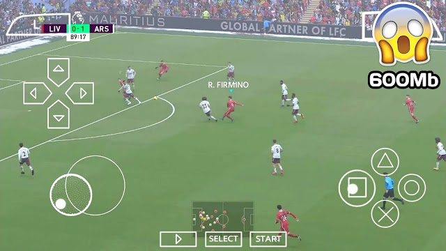 PES 2021 Camera PS5 Android Offline 600MB Real Faces Best Graphics Kits 20/21 & Last Transfers