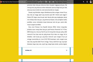 Unduh File Beban Kerja Guru Antara Tuntutan dan Profesionalitas.pdf