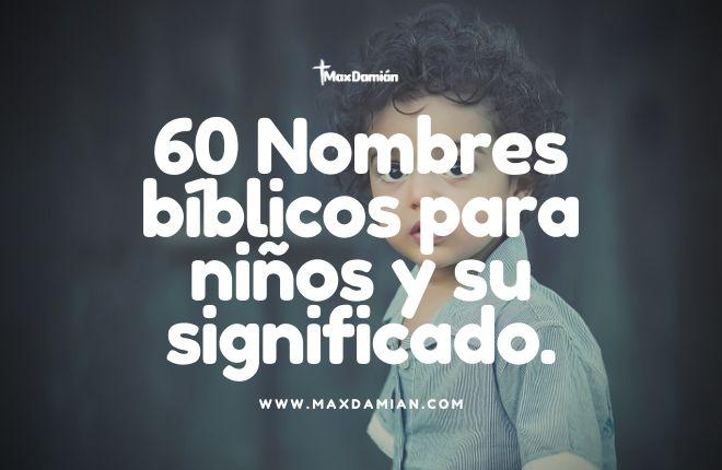 nombres-biblicos-para-ninos