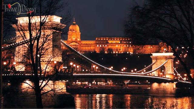 Travel Diary: Μαγικά Χριστούγεννα στη Βουδαπέστη (βίντεο)