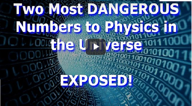 The 2 Most Dangerous Numbers in the space Video might Signal the End of Physics