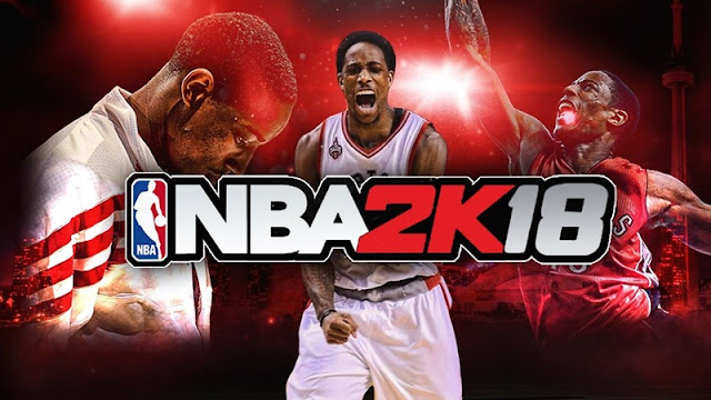 NBA 2K18 - Poster Cover Updates PC PS4 Game