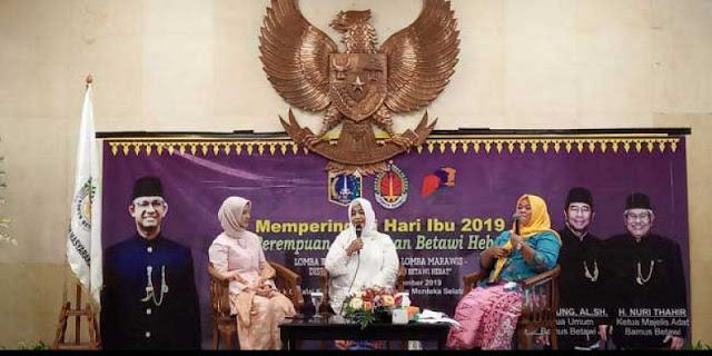 Fahira Idris: Kalau Pemimpin Korupsi, Bagaimana Bisa Jadi Contoh?