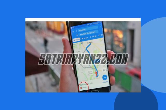 Cara Mencari Titik Koordinat Google Maps di Android