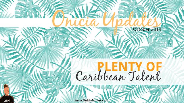 Onicia Muller Caribbean screenwriter newsletter