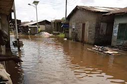 Flood Takes Over Igbokoda Community in Ondo
