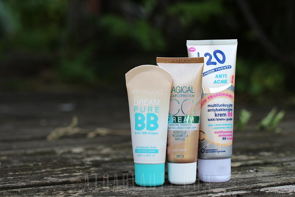 Letnie upiększanie z BB i CC