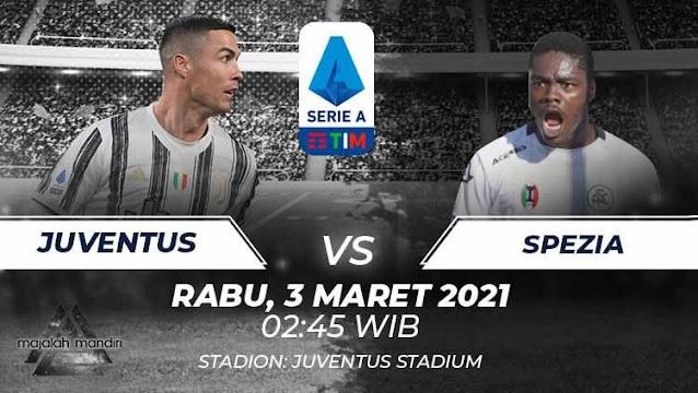 Prediksi Juventus Vs Spezia