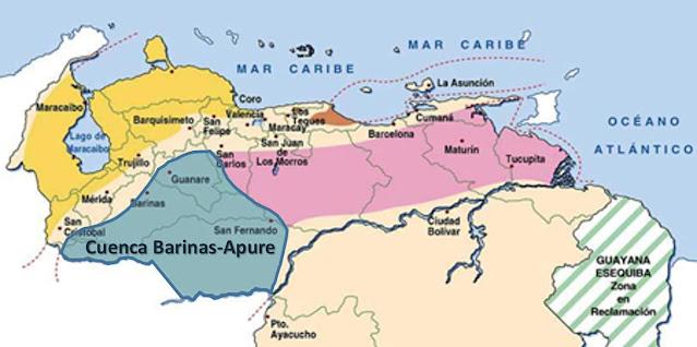Evolución de la Cuenca Barinas-Apure