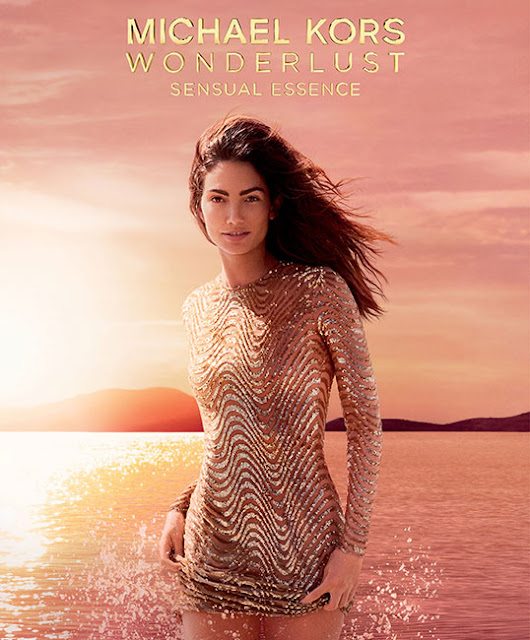 Abella's Beauty Blog: Michael Kors Wonderlust Sensual Essence - The excitement of a new adventure