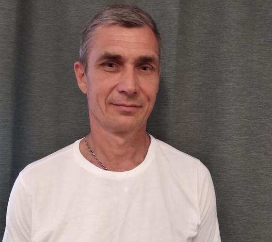 «Повезло, что быстро нашел его в воде». В Ульяновске офицер Чеканов спас из Волги утопающего