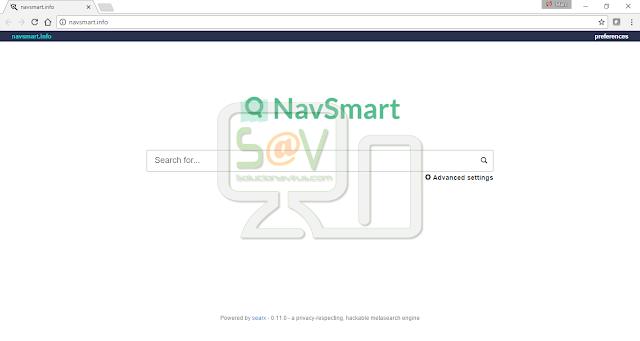 Navsmart.info (Hijacker)