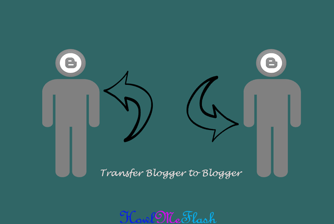 Transfer Your Blogger Blog To Another Blogger or Google Account
