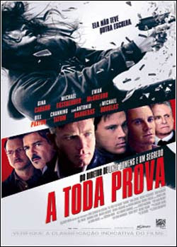 Download Filme À Toda Prova – BDRip AVI Dual Áudio