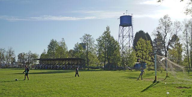 Proyecto Estadio de Pilmaiquén