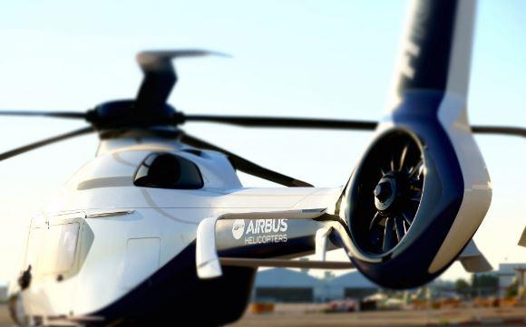 Airbus H160 specs