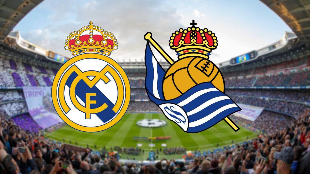 موعد مباراة ريال مدريد القادمة ضد ريال سوسيداد والقنوات الناقلة في الدوري الاسباني