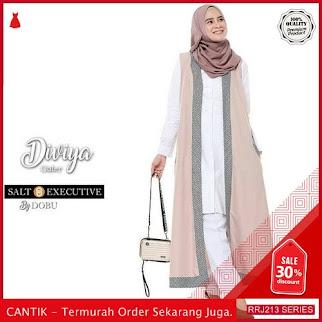 Jual RRJ213D101 Dress Diviya Outer Wanita St Terbaru Trendy BMGShop