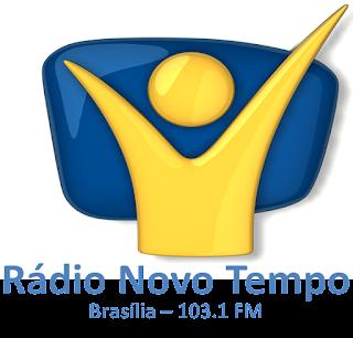Rádio Novo Tempo FM de Brasília DF ao vivo