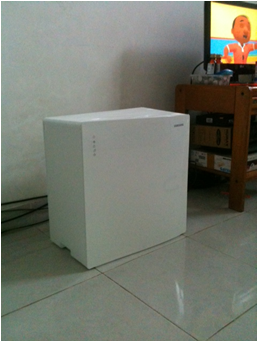 air purifier samsung