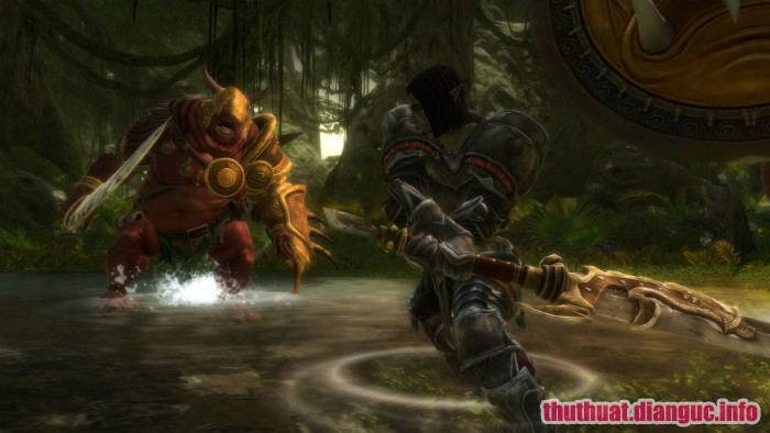 Game Kingdoms of Amalur: Reckoning full free download
