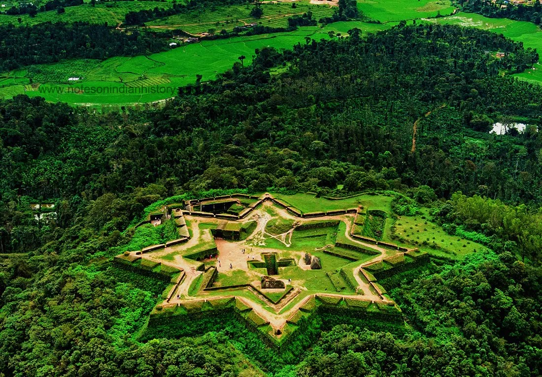 A Fort in the Mist: Tipu Sultan's Manjarabad