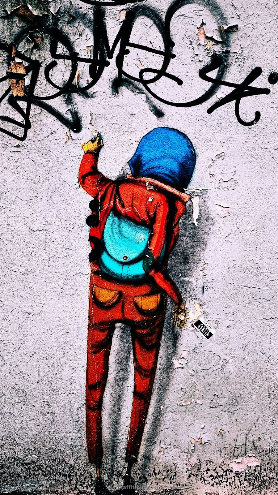 graffiti, hd wallpapers, for android