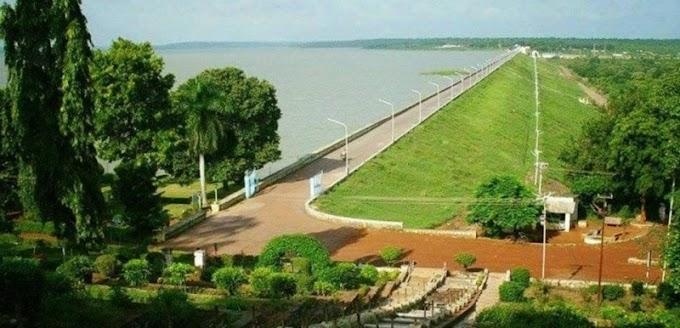 गंगरेल बांध धमतरी छत्तीसगढ़ : Gangrel Dam Dhamtari Chhattisgarh : Mini Goa