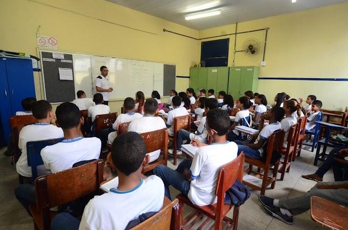 Governo recorre determinação de suspensão das aulas