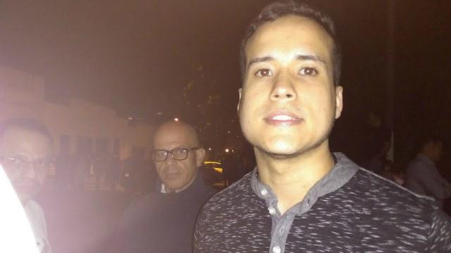 Excarcelado el periodista Víctor Ugas