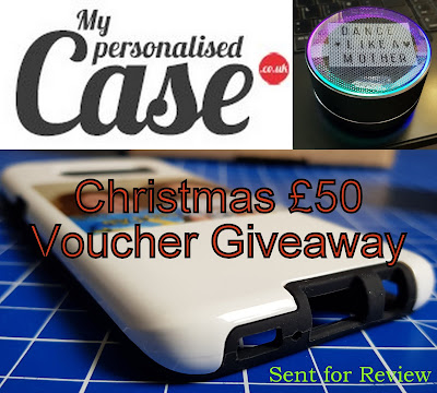Christmas Giveaway: My Personalised Case £50 Voucher
