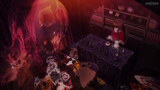 Galeria Occultic;Nine - screen 08, pokój w czerwieni