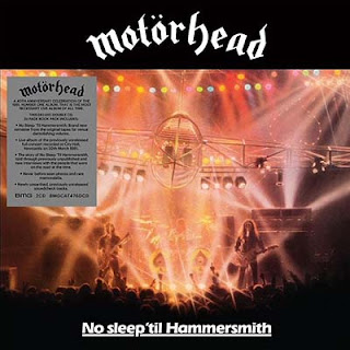 """Ο δίσκος των Motörhead - """"No Sleep 'Till Hammersmith"""""""