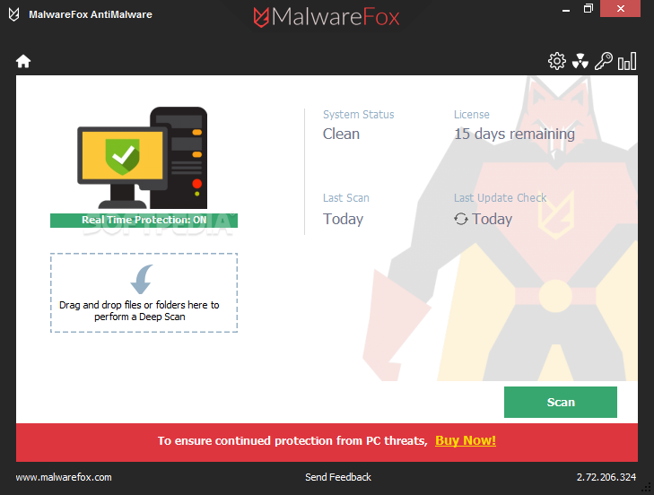 - MalwareFox AntiMalware 11 - 5 Best Free Adware Removal Tool For Windows and Mac in 2019