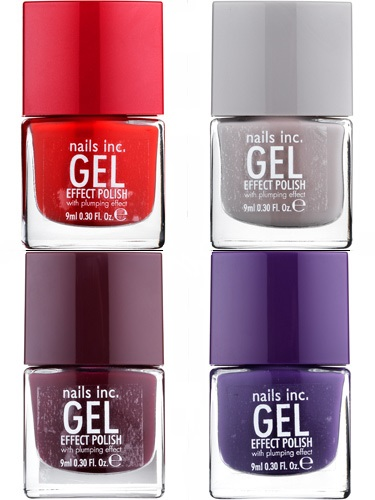 Nails Inc Announce Gel Effect Polishes For Aw13 Sweet Elyse