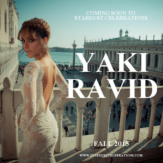 Coming Soon: Yaki Ravid Couture