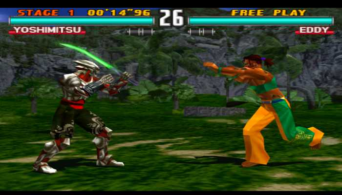Tekken 3 Exe Game Version 2 0 Ixfasr