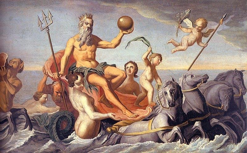 Οι Μύθοι του νερού στην Αργολίδα