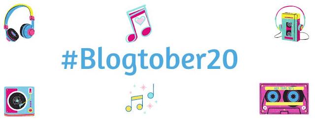 Blogtober20 banner