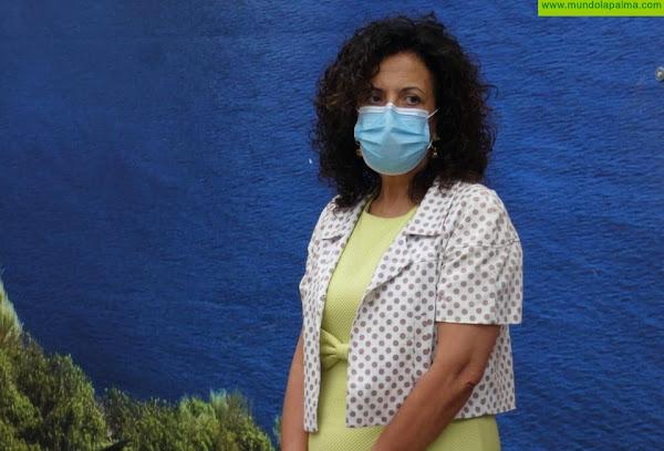 El Cabildo realizará un censo del amianto existente en las viviendas de La Palma para proceder a su retirada