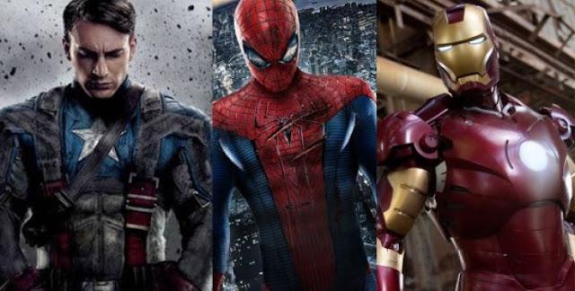 Novo filme do Homem Aranha