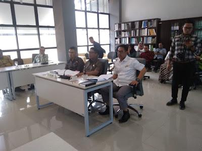 Ketua DPRD Bandarlampung Berikan Kesaksian Pada Sidang Lelang Proyek SPAM